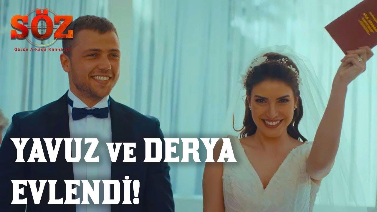 Yavuz ve Derya Evleniyor! - Söz   84. Bölüm Final