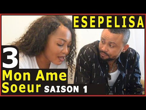 MON AME SOEUR saison1 VOL3 Doutshe Kapanga THEATRE CONGOLAIS NOUVEAUTÉ 2017 Congo Kinshasa Elengi ya
