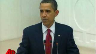 Obama: U.S. Is Not And Will Never Be At War With Islam