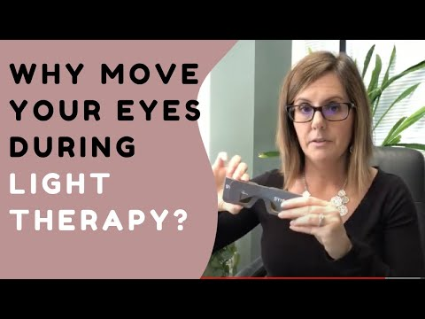 Why It Is Important To Move Your Eyes During Light Therapy