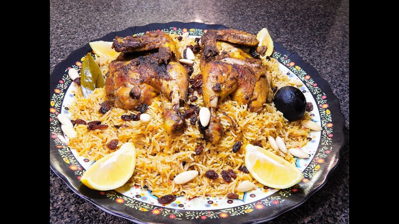 Recipe: The national dish of Saudi Arabia - Kabsa Fahm ...