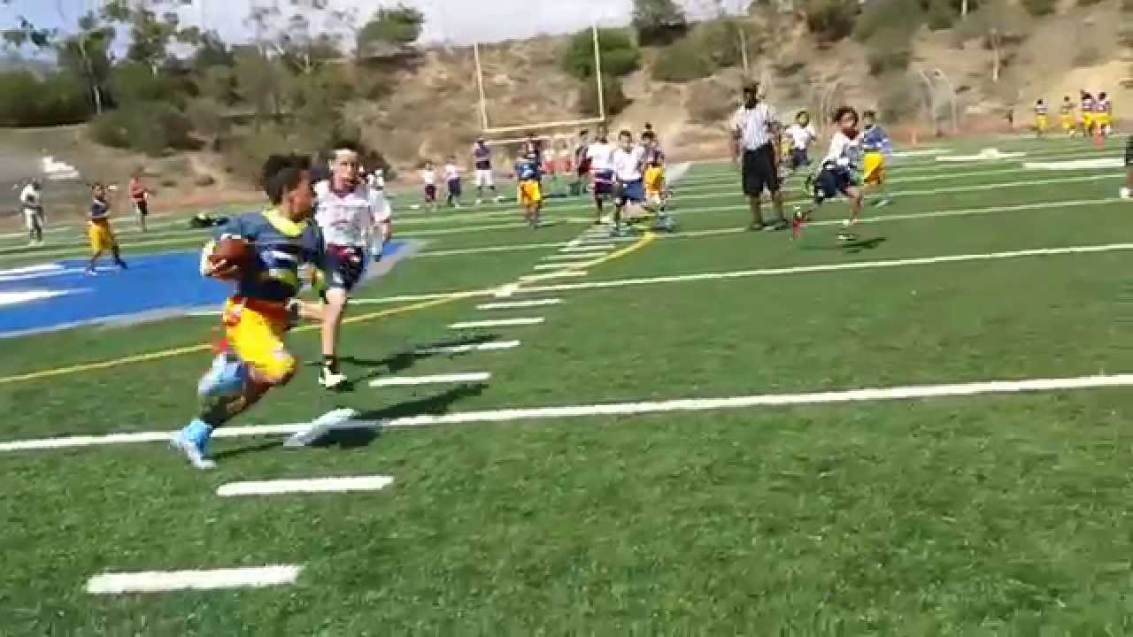 Nfl Flag Sd Fall 2014 Week 7 Chargers Vs Broncos