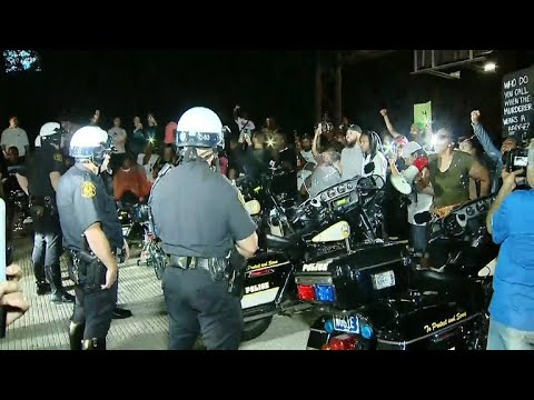 Pittsburgh protesters block interstate for hours after police kill unarmed teen
