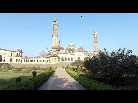 A DAY IN LUCKNOW, INDIA.The Best Places To Visit In Lucknow within 1 Day