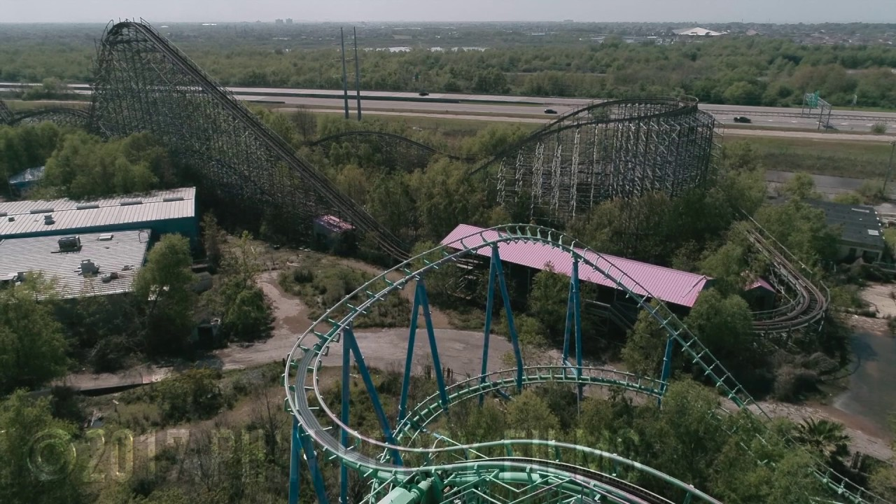 Abandoned Six Flags New Orleans Youtube,New York City Wedding