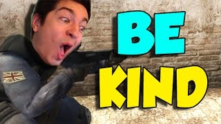 CS:GO Funny Moments - The Kind Chronicles #2 | AWPing with Pedro