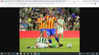 เรอัล เบติส  vs  บาเลนเซีย วิเคราะห์บอล โกปาเดเรย์