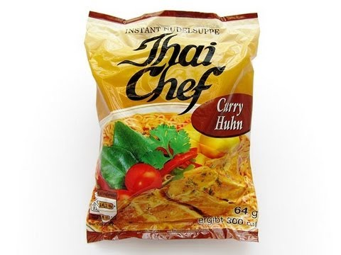 No.4826 Thai Chef (Thailand) Curry Huhn (Chicken Curry)