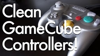 SSB for Wii U: Clean Your GameCube Controllers!