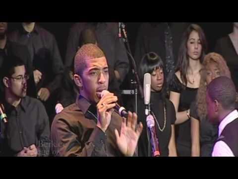 "Berklee Gospel Choir Concert 2009 Fall ""Let the Lord minister you"""