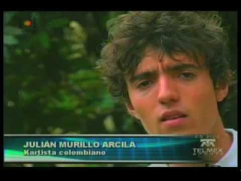 Entrevista a Julián Murillo en Telmex Sport
