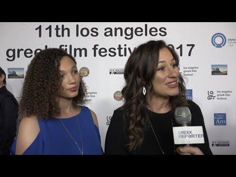 2017 LA Greek Film Festival Opening Night Interviews