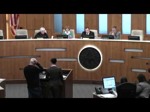 Adams County Land Use Hearing - March 3, 2015