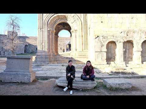 VLOG 2: ARMENIA TRIP Wings of Tatev