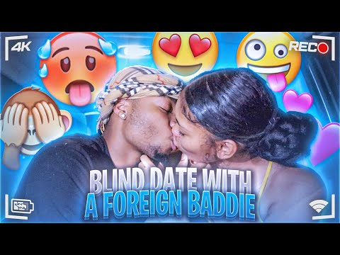 I PUT NYCKEV ON A BLIND DATE WITH A FOREIGN BADDIE 😍🌶 *GONE RIGHT * #BLINDDATE #jubliee