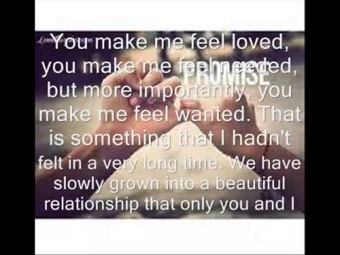 letter to my boyfriend i love u steven - YouTube - love letter to boyfriend