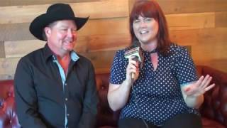"Tracy Lawrence discusses his new duets project ""The Good Ole Days"""