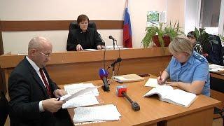 Суд по делу криминалиста