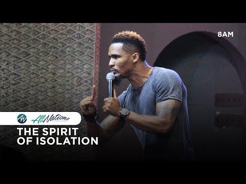 DNA |  Dr. Mathew Stevenson | Spirit of Isolation | 8AM