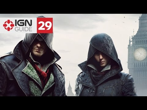 Assassin's Creed Syndicate 100% Sync Walkthrough - Sequence 07, Memory 06: Change of Plans