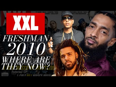 XXL Freshman 2010 - Where Are They Now?