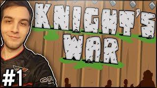 CZAS WALKI O ME KRÓLESTWO! - Knights War #1