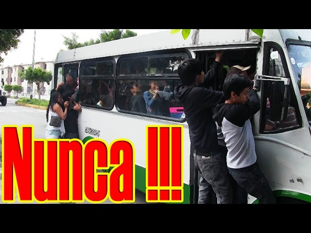 Nunca Nunca en los camiones Videos De Viajes