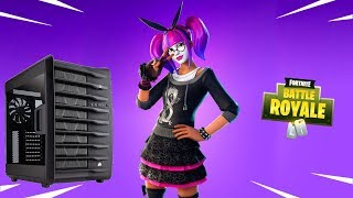 NEW PARADOX & LACE SKINS (also $5000 PC Build Soon) Fortnite Daily Reset