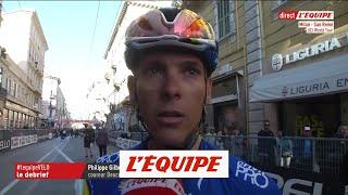 Gilbert «Julian a mérité sa victoire» - Cyclisme - Milan San Remo