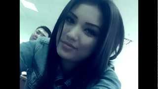Kazakh beauties.