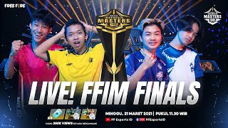 2021 Free Fire  Ndonesia Masters 2021 Spring - Grand Finals
