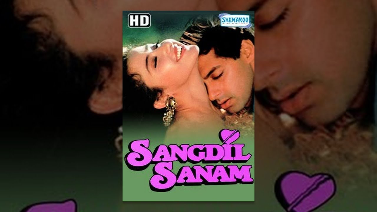 Sangdil Sanam (HD) Hindi Full Movie - Salman Khan - Manisha Koirala - Hindi Romantic Movies