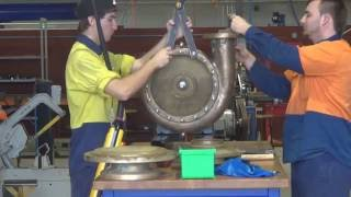 centrifugal pump seals mechanical seal installation tutorial by kevin ging