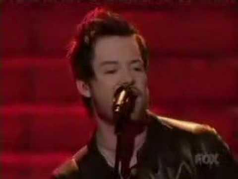 American Idol 7 - David Cook - Finals- Part 2 - 5/20/08