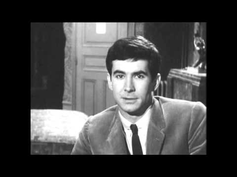 Anthony Perkins - Interview (1962)