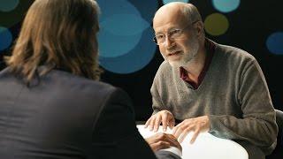Richard David Precht spricht mit Prof. Harald Lesch