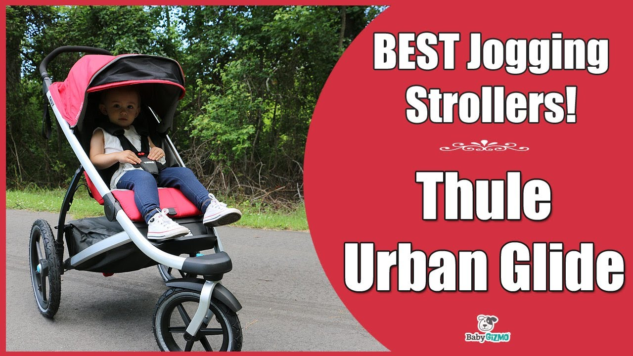 Toddler Stroller Jogging Run Or Glide Into Summer With The Thule Urban Glide