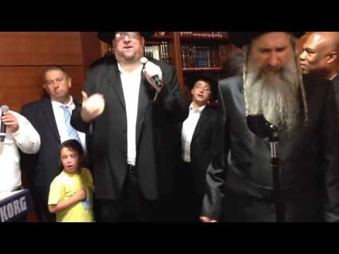 Hineh Lo Yanum-Brand New MBD song!! In Los Angeles! Rechnitz Simchas Beis Hasoavah!