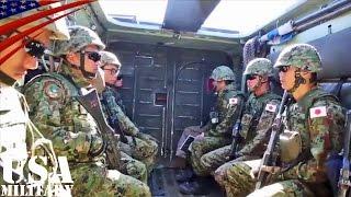 アメリカでAAV7水陸両用装甲車の訓練を行う陸上自衛隊 - Japan Ground Self-Defense Force AAV Training in USA thumbnail