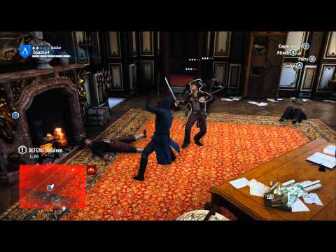 Xbox One Longplay [001] Assassin's Creed Unity (part 2 of 3)