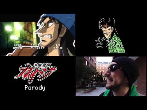 Kaiji: Ultimate Survivor OP2 | PARODY OPENING