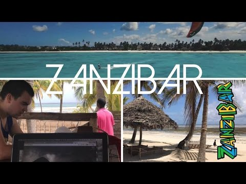 ZANZIBAR | A DAY IN THE LIFE 🇹🇿🌴Digital Nomad Africa Travel Vlog 13 ›› Xanadu & Coral Rock Hotels