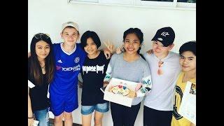 big surprise birthday marcus martinus in thailand
