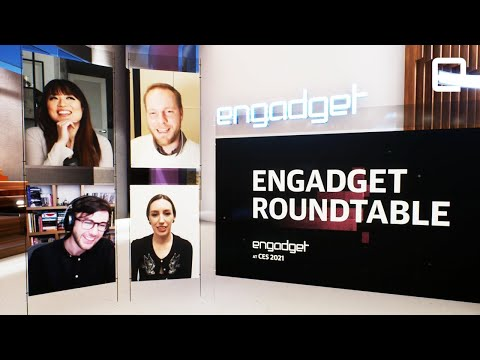 CES 2021: Day 3 Engadget roundtable discussion