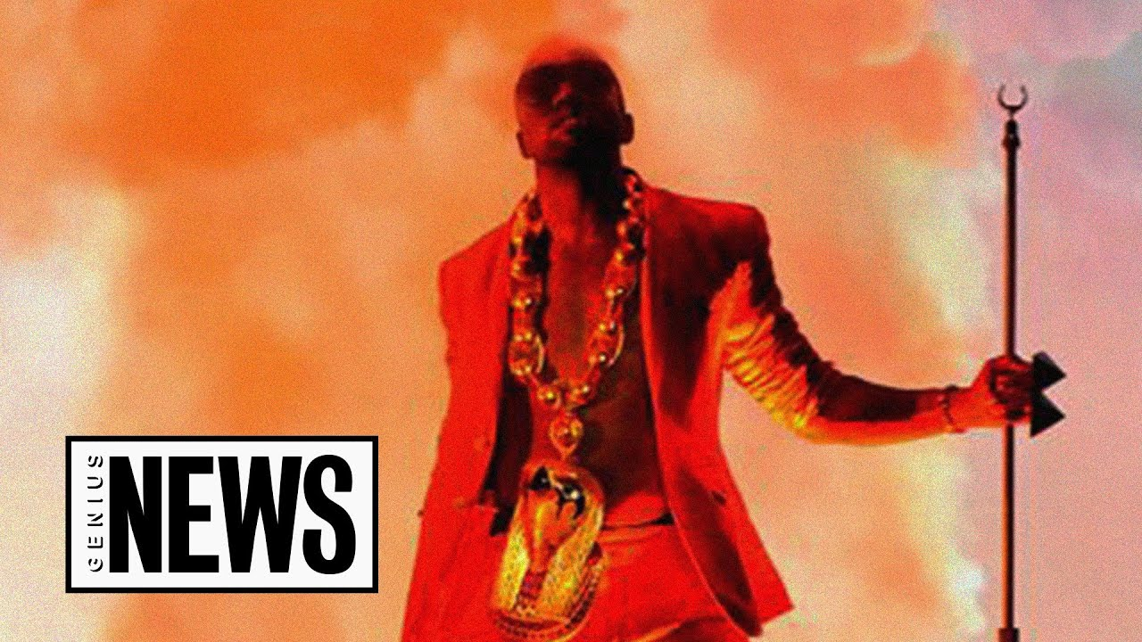 How Kanye's 'My Beautiful Dark Twisted Fantasy' Saved His Career | Genius News