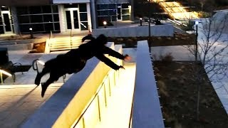 The Parkour Ninja - Out of Nature
