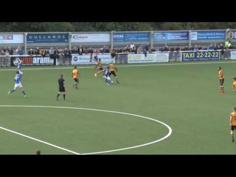 Jack Sampson Hold Up Play vs Maidstone and Chester