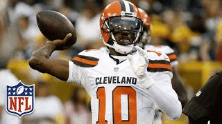 Every RGIII Throw from Week 1 | 2016 NFL Preseason Highlights