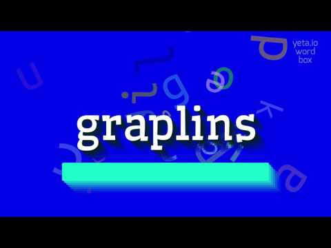 "How to say ""graplins""! (High Quality Voices)"