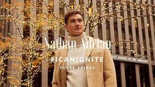 Olympic Gold Medalist Swimmer Nathan Adrian on His Olympic Journey - #ICanIgnite